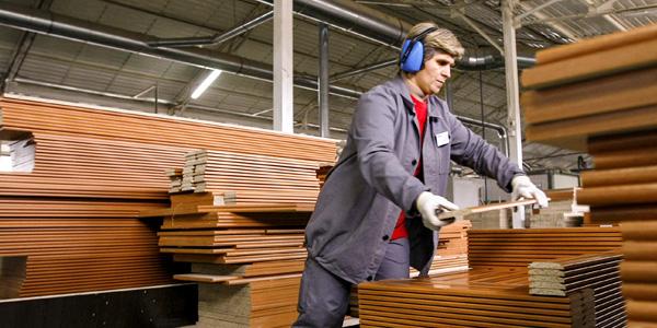 Timber Product Fabricator